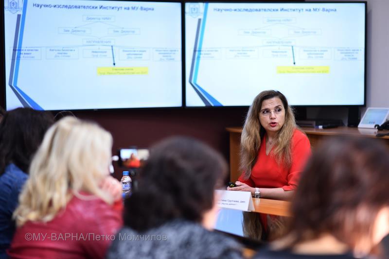 Екип от специалисти по биология на стволовите клетки ще разшири научните постижения на Медицински университет – Варна